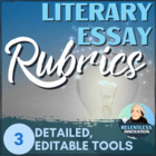 Literary Essay Rubric