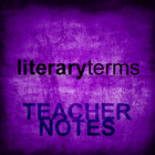 Literary Terms Teacher&#039;s Notes