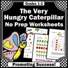 The Very Hungry Caterpillar Math & Literacy Book Units
