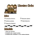 Literature Circle Classroom Pack