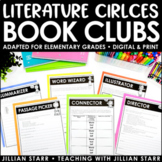 Literature Circles Bundle {Adapted for Primary Grades}