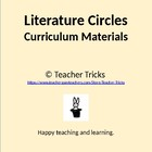 Literature Circles: Curriculum Materials MEGA Unit All-in-