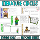 Literature Circles Elementary Reading