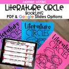 Literature Circles (GREAT resource!)