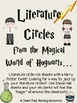Literature Circles Packet...From the Magical World of Harr