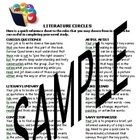 Literature Circles Reference Sheet