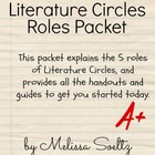 Literature Circles Roles Packet