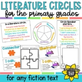Literature Circles for the Primary Grades, Guided Reading