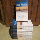 Literature Set of 11 Books: ETHAN FROME by Edith Wharton