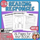 Literature Worksheets #2 - 26 More Activities to Use with 