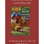 Literature Worksheets (Hank the Cowdog It&#039;s a Dog&#039;s Life)