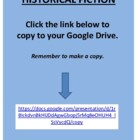 Literature with Common Core Standards - Historical Fiction