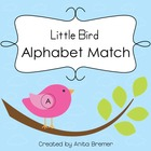 Little Bird Alphabet Match