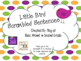 Little Bird Scrambled Sentences