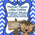 Little Critter Mercer Mayer Author Study