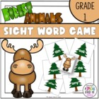 Little Deer Sight Word Game Grade One Dolch List