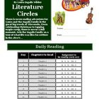 Little House in the Big Woods Literature Circles Reading Activity
