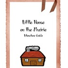 Little House on the Prairie Novel Study