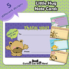 Little Hugs Note Cards