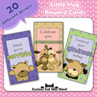 Little Hugs Reward Cards