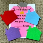 Little Mouse Flannel Board Set