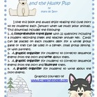 Little Polar Bear and the Husky Pup Comprehension Travel G