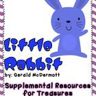 Little Rabbit-Supplemental Resources for Treasures First Grade