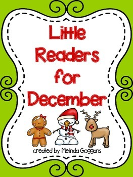 Little Readers for December