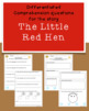 Little Red Hen Language Arts SmartBoard Lesson for Primary Grades