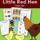Little Red Hen Lesson Plan Theme