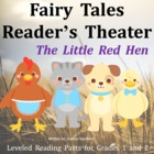 Little Red Hen Reader&#039;s Theater Script