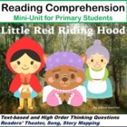Little Red Riding Hood - A primary literacy unit
