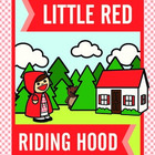 Little Red Riding Hood Comprehension Pack