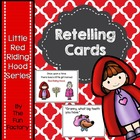 Little Red Riding Hood Retelling Cards