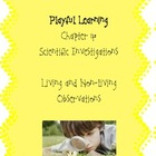 Living and Nonliving Observation Packet