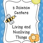Living and Nonliving Science Centers