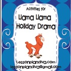 Llama Llama Holiday Drama Activities Free!