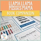 Llama Llama Misses Mama {Literacy and Math Pack}