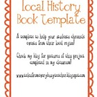 Local Region History Book Template
