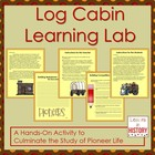 Pioneer Log Cabin Learning Lab and Team Building Activity