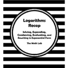 Logarithms Recap