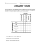 Logic Puzzles - 5 Beginning Grid Style Puzzles