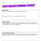 Logo Design Brainstorming Packet
