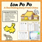 Lon Po Po Literature Unit Complete Language Arts Activities