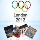 London Olympics 2012 Matching Cards