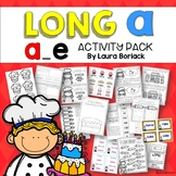Long A a_e ~ Activity Pack {cvce & ccvce}