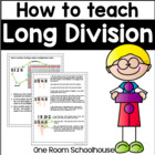 Long Division for Kids Who Can&#039;t Multiply