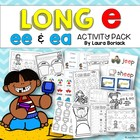 Long E ee & ea ~ Activity Pack