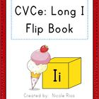 Long I Word Work Flip Book - CVCe
