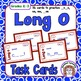 Long O Task Cards: 36 cards to practice o__e, oa, ow, __oe